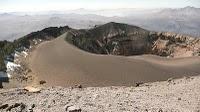 Misti 2009 - Cratere